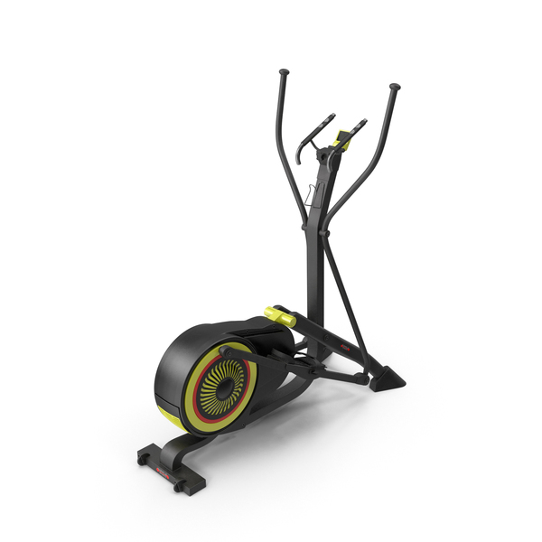 Elliptical: Cross Trainer PNG & PSD Images