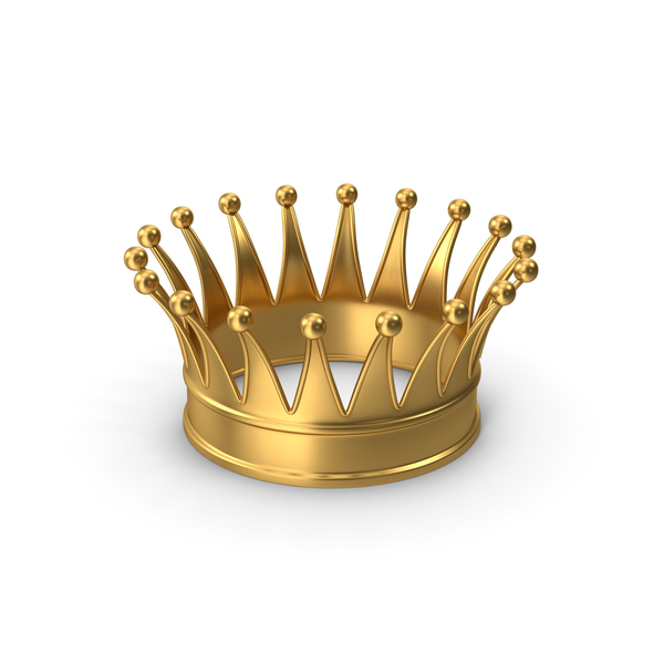 Crown Gold PNG & PSD Images
