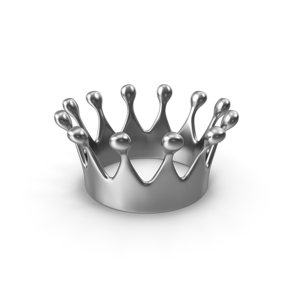 Crown Silver PNG & PSD Images