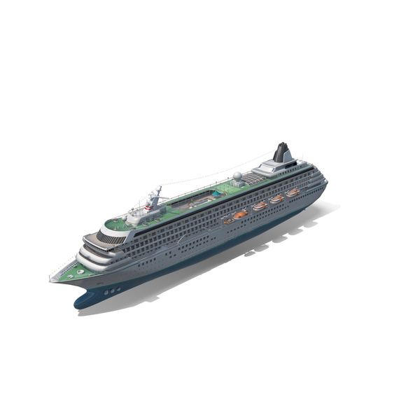 Cruise Ship PNG & PSD Images