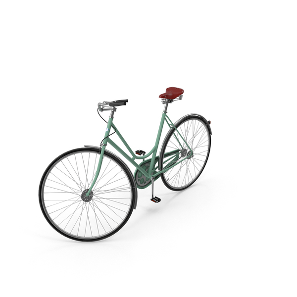 Bicycle: Cruiser Bike PNG & PSD Images