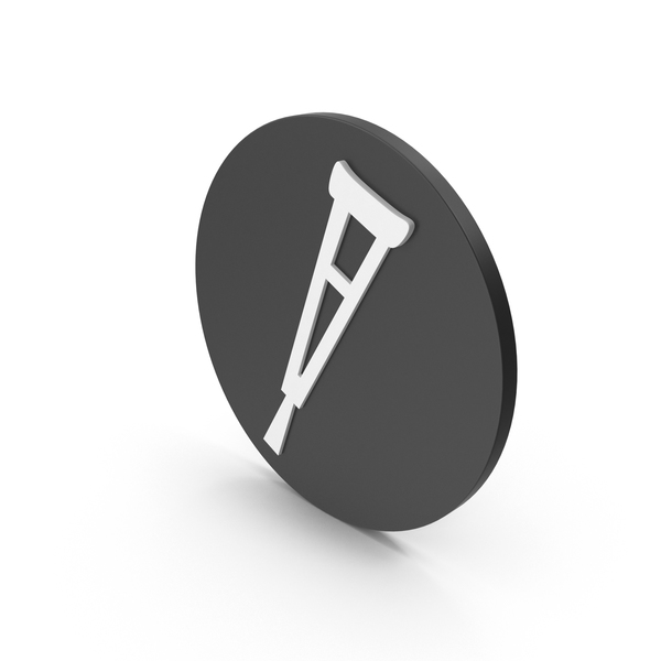 Crutch Icon PNG & PSD Images