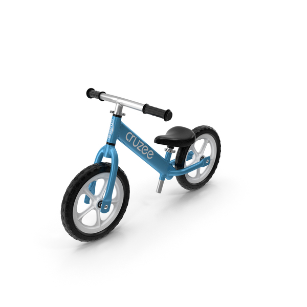 Cruzee Ultralite Balance Bike PNG & PSD Images