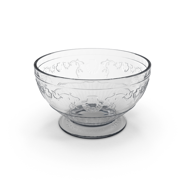 Crystal Bowl PNG & PSD Images