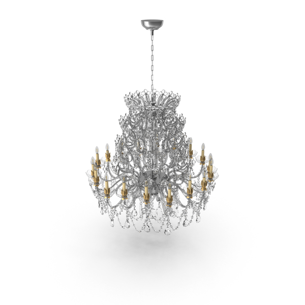 Crystal Chandelier PNG & PSD Images