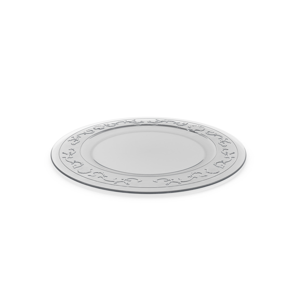 Crystal Plate PNG & PSD Images