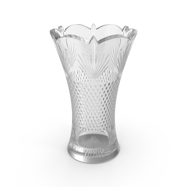 Crystal Vase Object