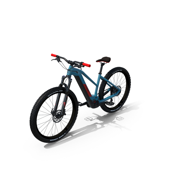 CubeREACTION HYBRID 400 Electric Bike PNG & PSD Images