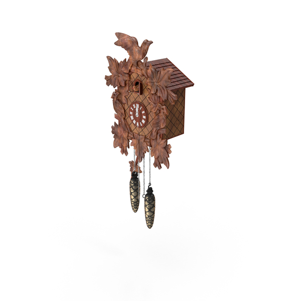 Cuckoo Clock PNG & PSD Images