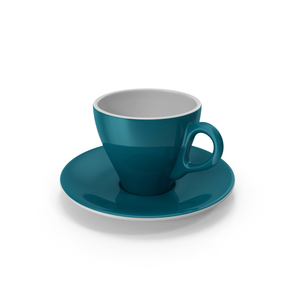 Teacup: Cup and Saucer PNG & PSD Images