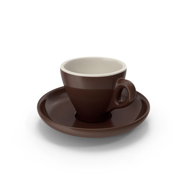 Zarf: Cup and Saucer PNG & PSD Images