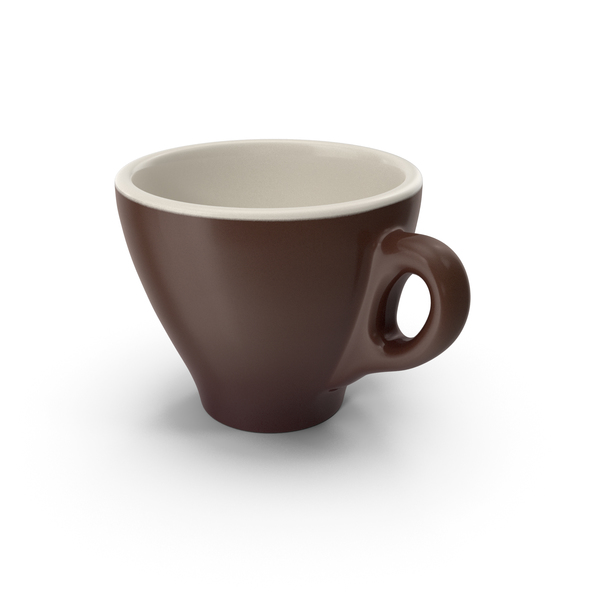 Teacup: Cup Brown PNG & PSD Images