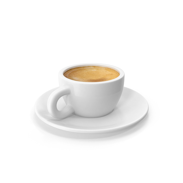 Cup of Espresso PNG & PSD Images