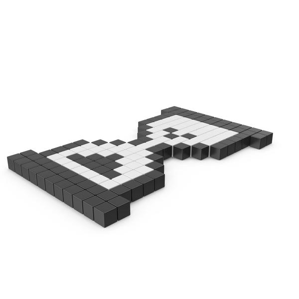 Cursor Sand Clock Interface PNG & PSD Images