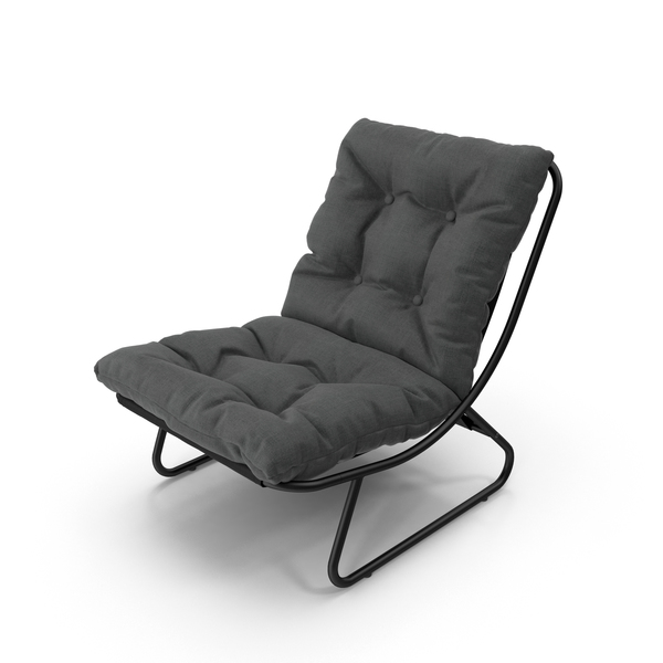 Cushy Comfort Chair PNG & PSD Images
