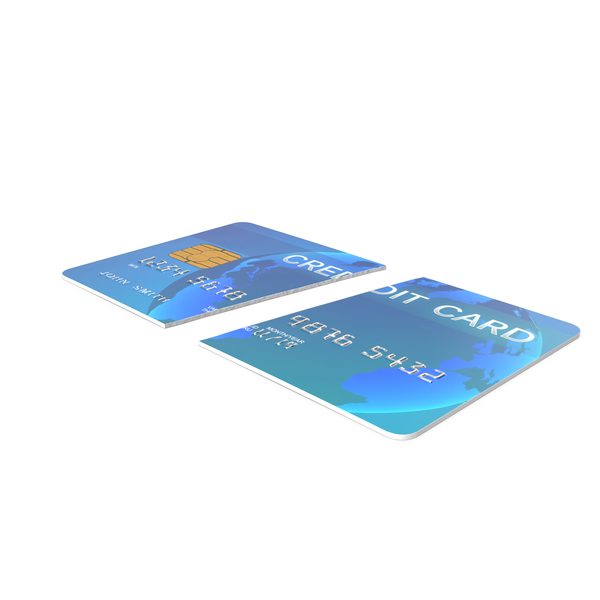 Cut Credit Card Object