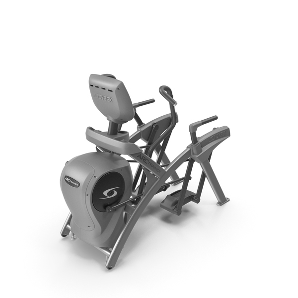CYBEX 770AT Total Body Arc Trainer Professional PNG & PSD Images