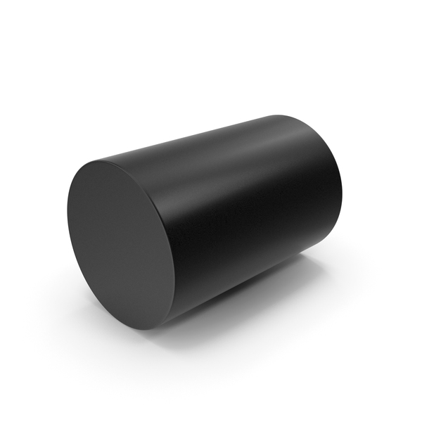 Cylinder Black PNG & PSD Images