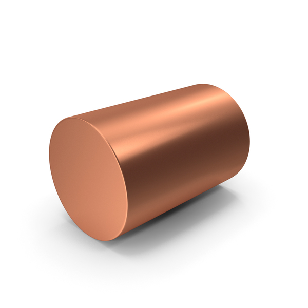 Cylinder Bronze PNG & PSD Images