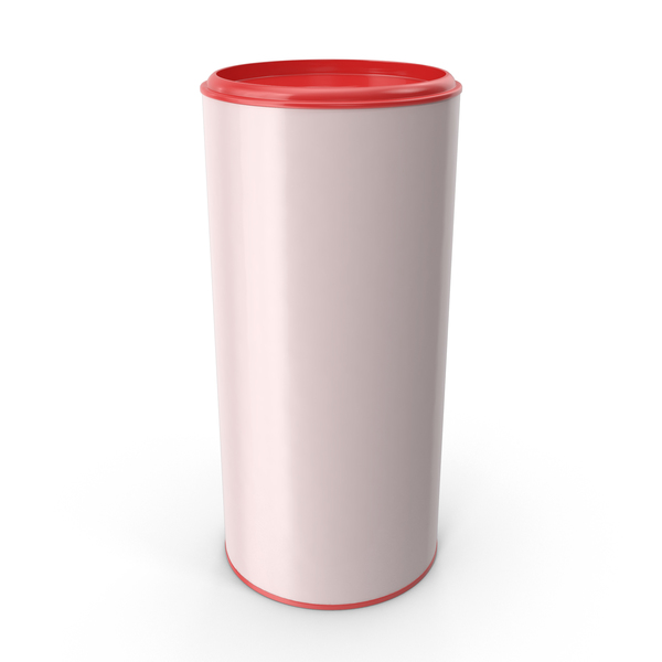 Cylindrical Food Container PNG & PSD Images