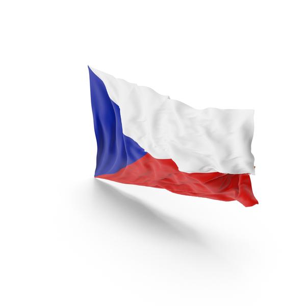 Czech Republic Flag PNG & PSD Images