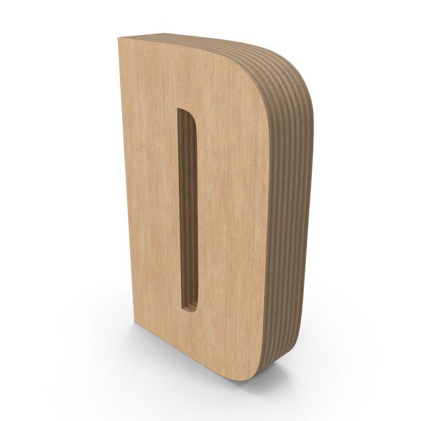 Language: D Wood PNG & PSD Images