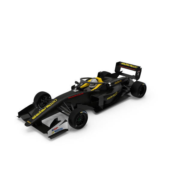 Dallara F320 Carbon PNG & PSD Images