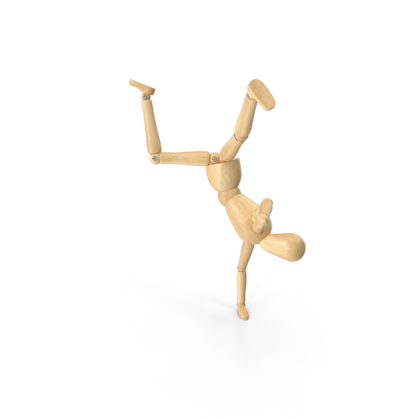 Dancing Mannequin PNG & PSD Images