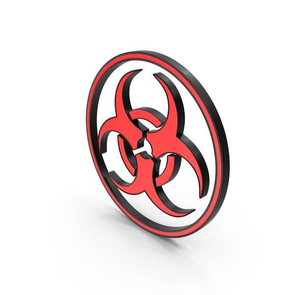 Bio Hazard Symbol: Danger Sign Biohazard PNG & PSD Images
