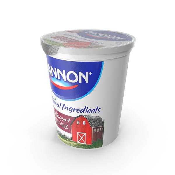 Yogurt: Dannon All Natural PNG & PSD Images