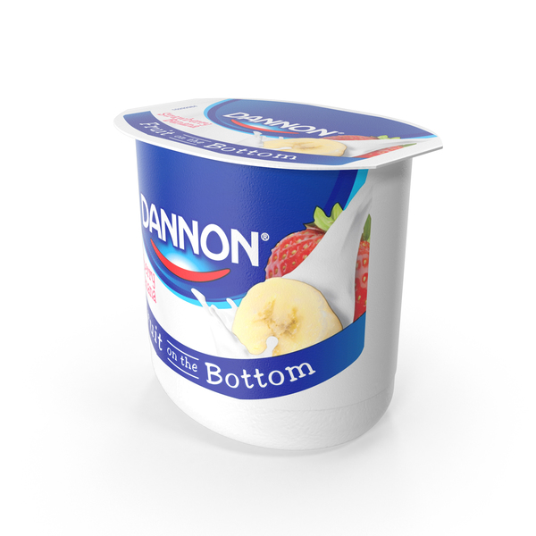 Dannon Banana PNG & PSD Images