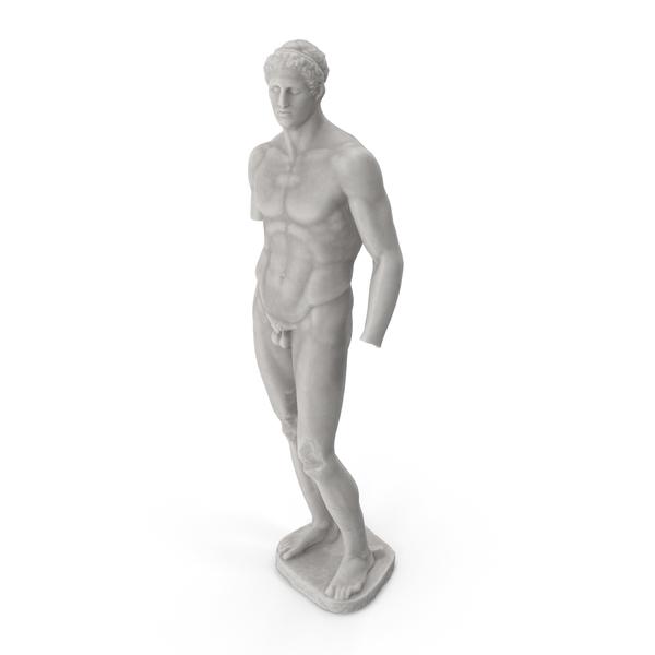 Statue: Daochos Agias Monument PNG & PSD Images