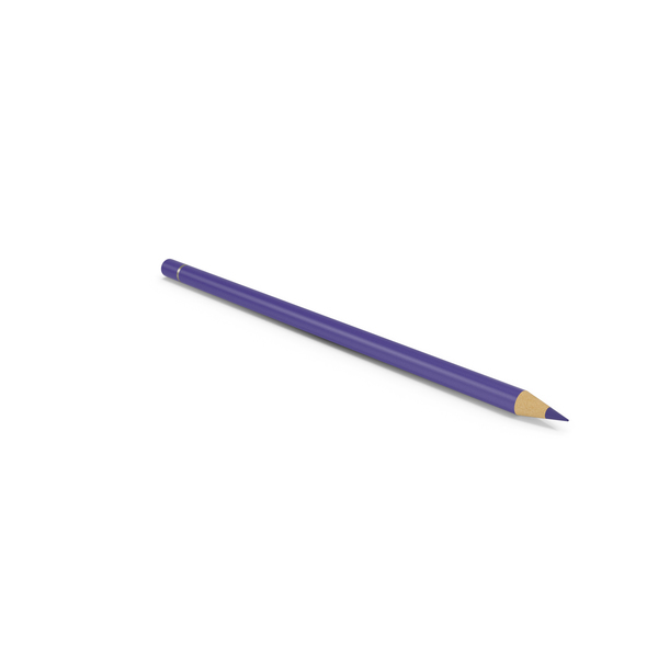 Dark Blue Pencil PNG & PSD Images