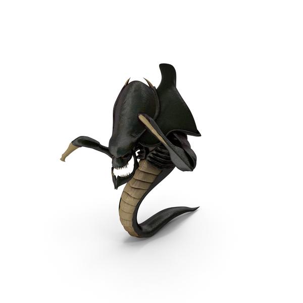 Monster: Dark Hydralisk PNG & PSD Images