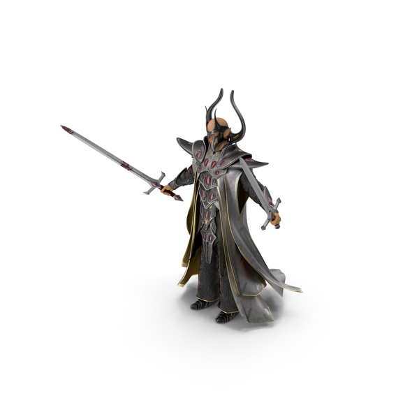 Wizard Hat: Dark Paladin PNG & PSD Images