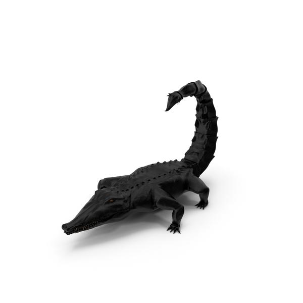 Warrior: Dark Scorpigator PNG & PSD Images