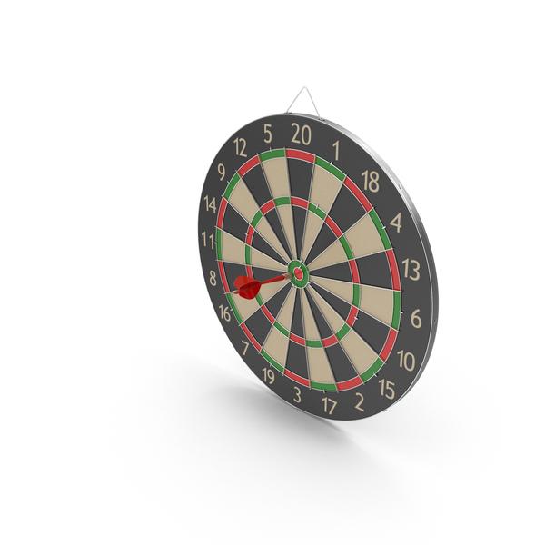 Dart: Dartboard Set PNG & PSD Images