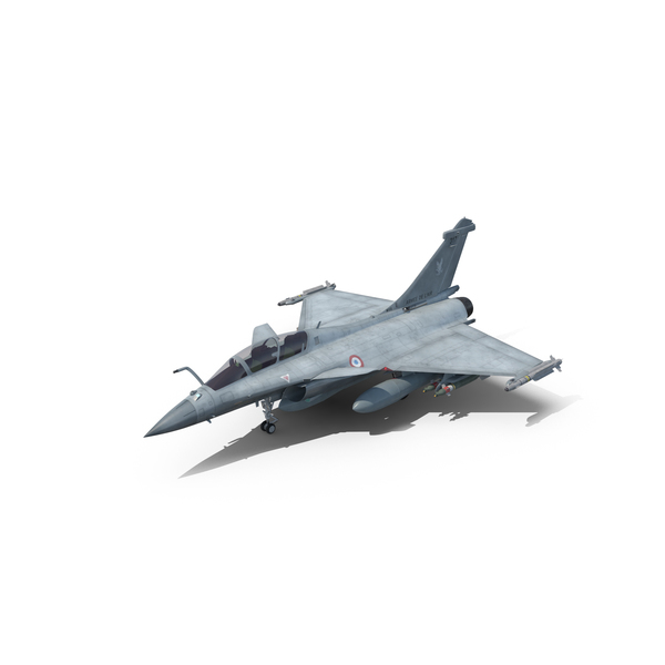 Dassault Rafale Fighter Jet Object