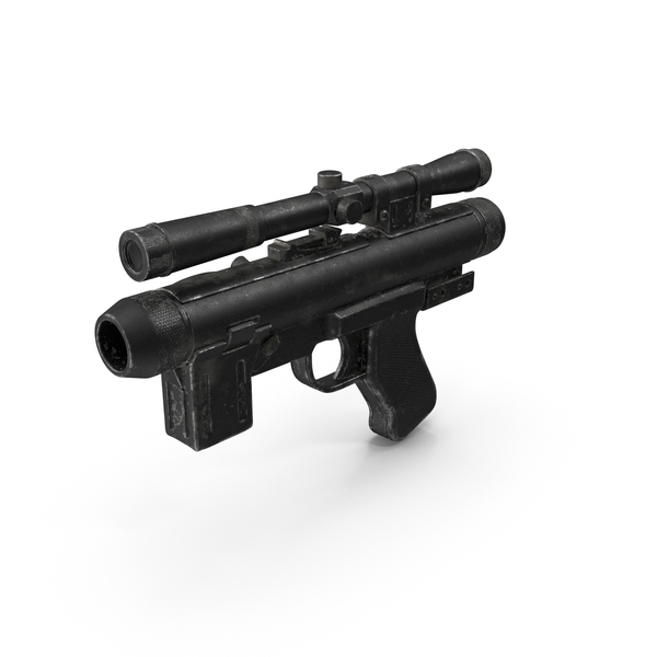 Death Trooper Pistol PNG & PSD Images