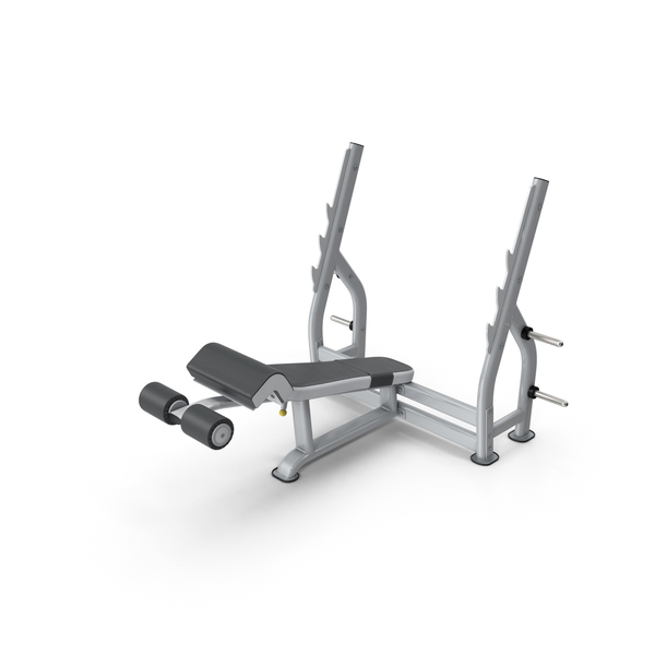 Decline Bench Press PNG & PSD Images