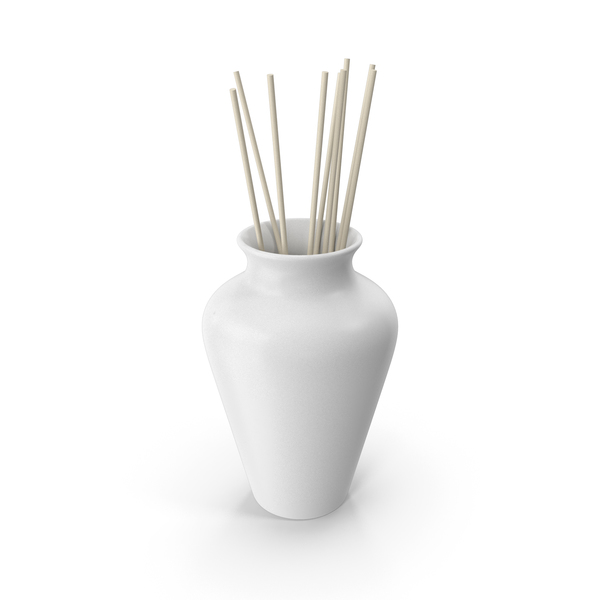 Vase: Decorative Ceramic Pottery PNG & PSD Images