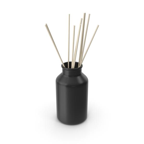 Decorative Jar Black PNG & PSD Images