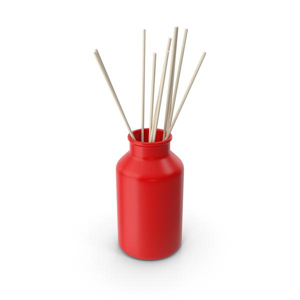 Decorative Jar Red PNG & PSD Images