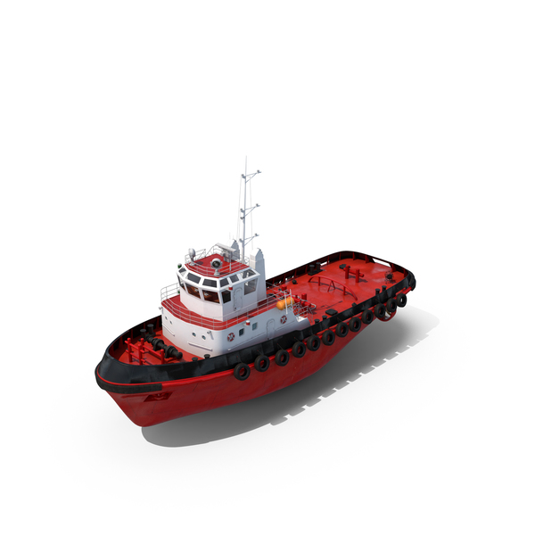 Deep Sea Tugboat Object