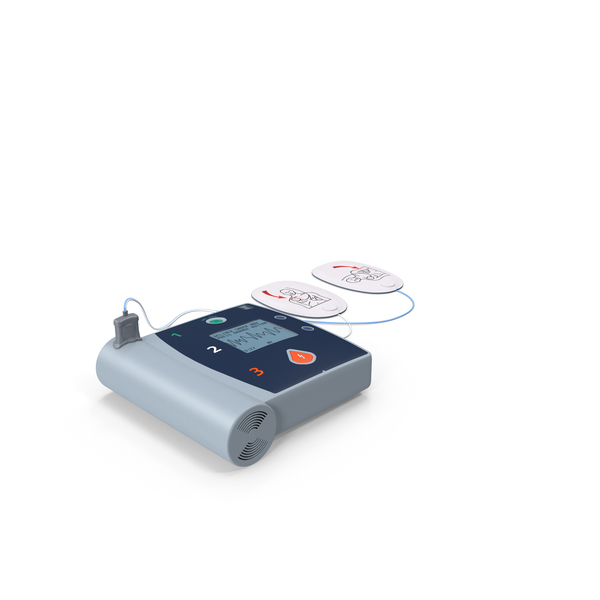 Defibrillator PNG & PSD Images