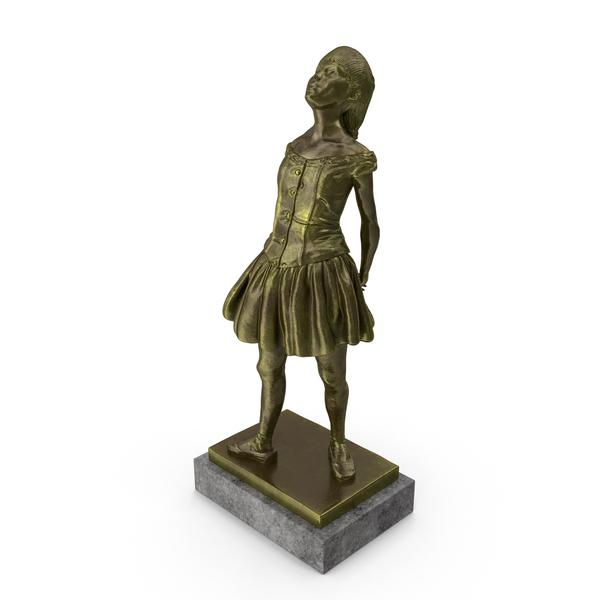 Degas Dancer PNG & PSD Images