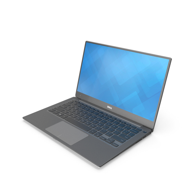 DELL XPS 13 Non-Touch PNG & PSD Images