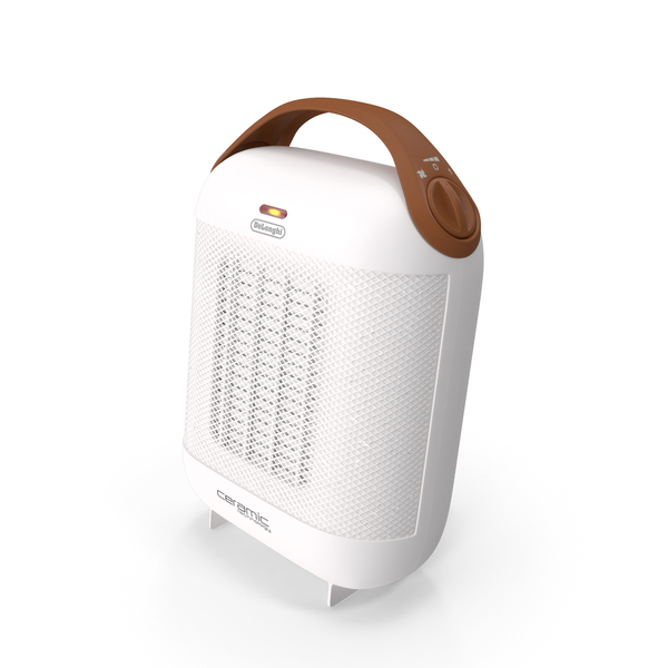 DeLonghi HFX30C18IW Capsule Ceramic Heater PNG & PSD Images