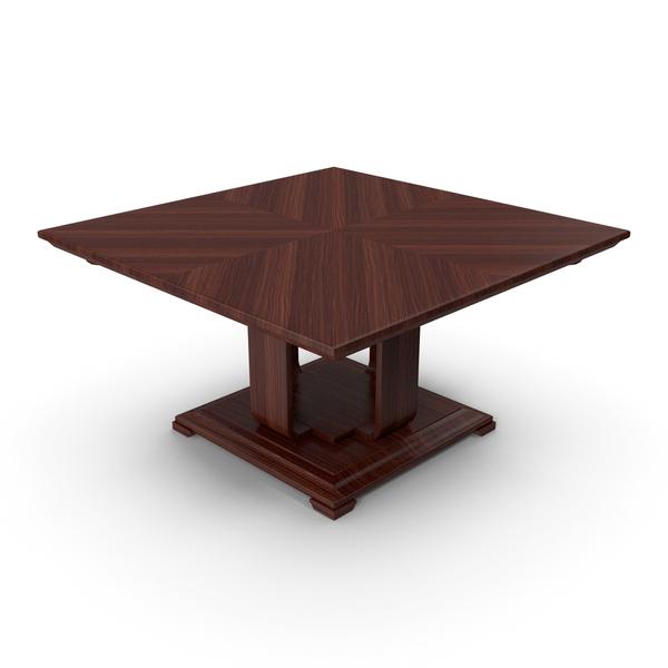 Denske Square Table PNG & PSD Images