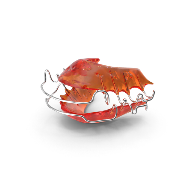 Dental Tooth Retainer PNG & PSD Images